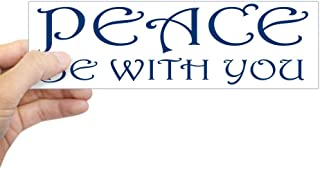 CafePress Peace Be with You 10