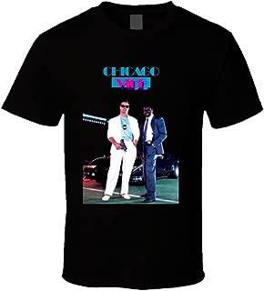 Retro Jim McMahon and Walter Payton Chicago Football T Shirt