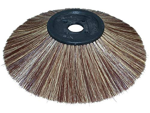 partmax® Tellerbesen für Nilfisk-Alto Floortec 580 B / 580 P, 5-K Borste, Besen, Seitenbesen, Kehrbesen