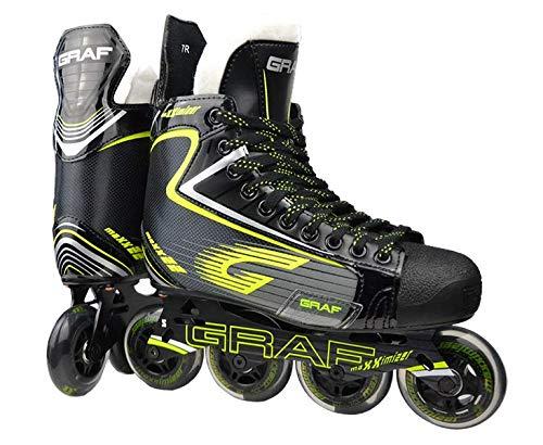GRAF Maxx 22 Hockey Inliner Senior, Weite :R = Regular, Größe:7 = 40 2/3