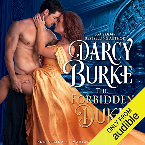 The Forbidden Duke Audiobook By Darcy Burke cover art