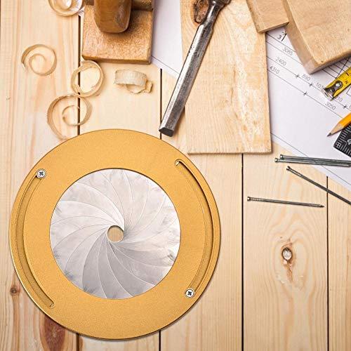 lossomly Portable Circle Drawing Tool Einstellbare kleine Zeichenwerkzeuge für Designer Holzbearbeiter Edelstahl amiable