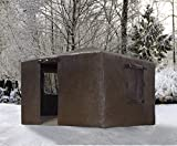 Polyethylene Winter Cover for Sedona 12'x16' Hard Top Sun Shelter