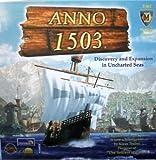 Board Games - Economic & Exploration Mayfair Games Anno 1503 SW