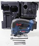 Bosch GST 18 V-Li B Professional - Sierra de calar con batería (lista para L-Boxx)