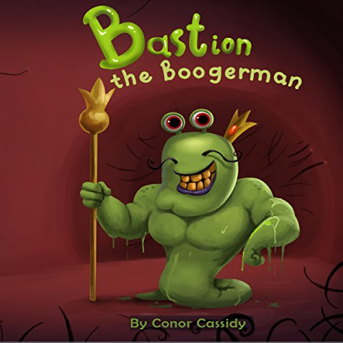 Bastion the Boogerman audiobook cover art