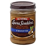 Laura Scudder's Old Fashioned Smooth Peanut...