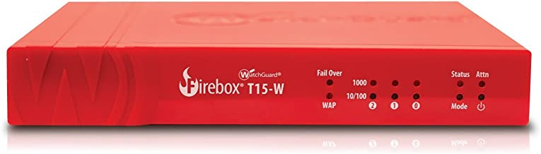 WatchGuard | WGT16083-WW | Competitive Trade in to WatchGuard Firebox T15-W with 3-yr Basic Security Suite (WW)