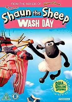 Shaun The Sheep - Wash Day