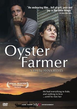 Alex O Loughlin Oyster Farmer