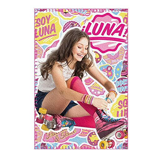 Disney Soy Luna Girls Banket - Pink