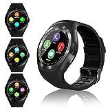 Smart Watch, SEPVER SN05 Smartwatch Round Sport Watch with SIM Card Slot Touch