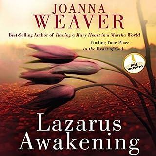 Lazarus Awakening audiobook cover art