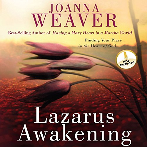 Lazarus Awakening audiobook cover art