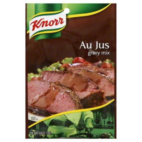 Knorr Au Jus Gravy Mix 0.6 oz Pack of 12