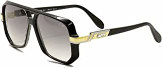 Cazal Sunglasses CZ 627/3 001 Black and gold 59mm