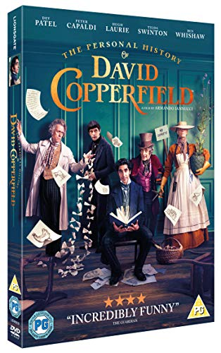 The Personal History of David Copperfield [DVD] [2020]