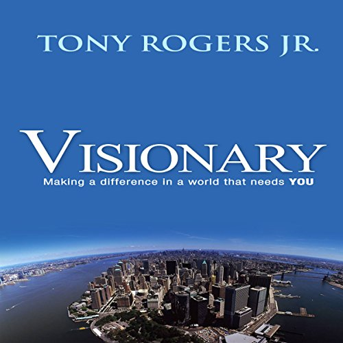 Visionary audiobook cover art