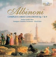Albinoni: Oboe Concertos Complete, Op. 7 & 9 (2006-01-05)