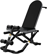 Sit-up Exerciser Home Ab Trainer Fitness Equipment Sit-up Board Sports Multi-function Home Supine Board Dumbbell Bench Inverted Machine Bodybuilding Stool Workout Equipment Ab Rocket Exerciser