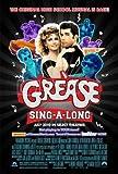 Grease Sing A Long - John Travolta – Wall Poster Print