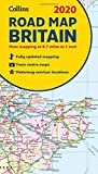 2020 Collins Road Map Britain