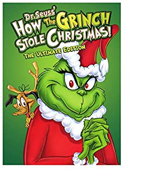 How the Grinch Stole Christmas  Ultimate Edition  DVD