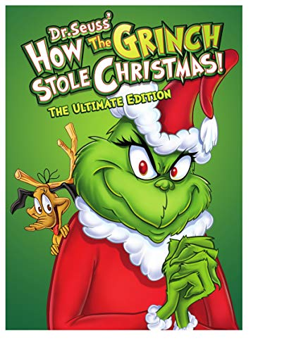 How the Grinch Stole Christmas: Ultimate Edition (DVD)
