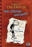 Gregs Tagebuch - Von Idioten umzingelt! - Jeff Kinney