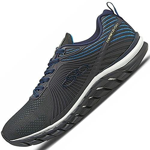 Tênis Linear, Olympikus, Masculino, Preto/Azul, 42