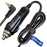 T-Power 9v Car Charger Compatible with Haier 7' 10' HLT71-NB HLT10 7, 10-Inch Handheld TV Widescreen Television Display,HAIER IPDS-20 Move Docking Station iPod Speaker Power Supply