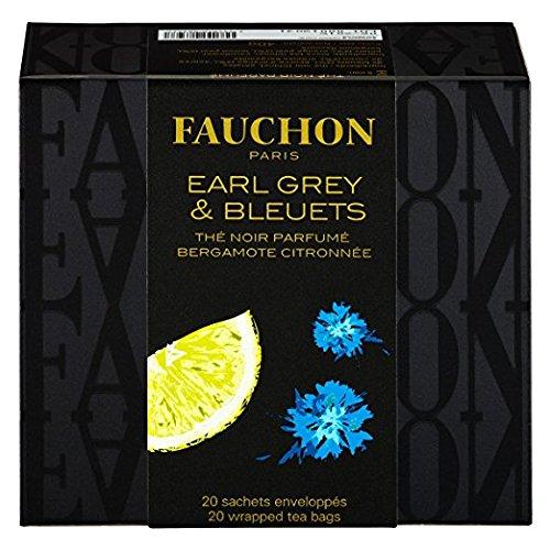 FAUCHON Tea de Paris - Earl Grey & Bleuets® - 20 Teebeutel