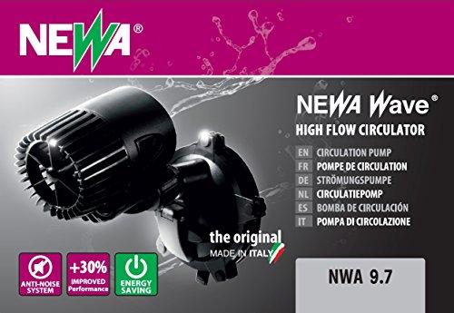 Newa Wave Pompe pour Aquariophilie 9,7 ADJ