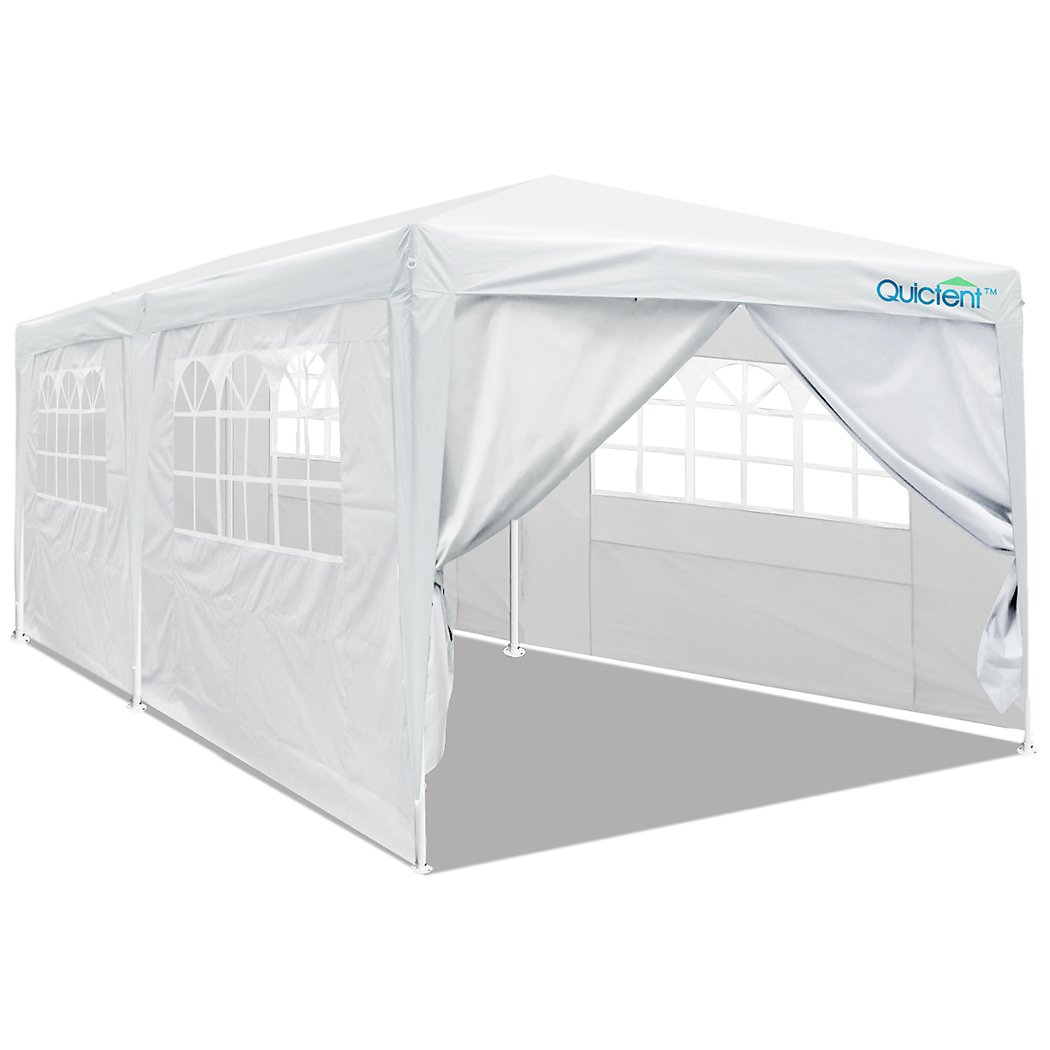Quictent 10u0027x20u0027 Party Tent Gazebo Wedding Canopy with Removable Sidewalls u0026 Elegant Church  sc 1 st  Amazon.com & Canopy Frames: Amazon.com