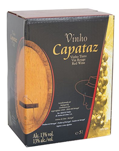 Rotwein Capataz 5 Ltr. Bag in Box