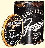 HELL'S DESIGN Salvadanaio Harley Davidson Moto