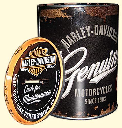 HELL'S DESIGN - Salvadanaio Harley Davidson Motorcycles