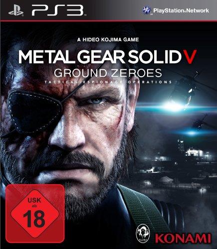 Metal Gear Solid V Ground Zeroes [Importación Francesa]