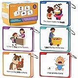 Joy Dynasty Sight Words Flash Cards Kindergarten with Pictures & Sentences - 220 Dolch Sight Word Reading Flash Card Bundle Kit(Preschool, Kindergarten, 1st, 2nd & 3rd Grade)