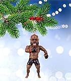 MMA UFC Christmas Ornaments Bobblehead (Derrick Lewis)