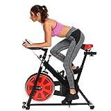 Eloklem Fitnessbikes Bicicletas estáticas y de Spinning Equipamiento Deportivo Bicicletas de Ejercicio Entrenamientos...