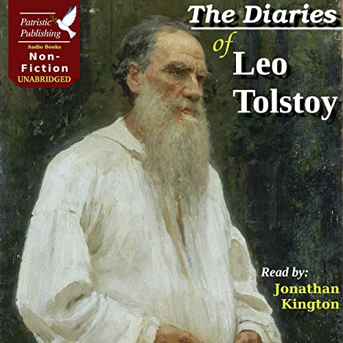 The Diaries Of Leo Tolstoy Titelbild