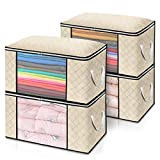 king do way Closet Organizer Clothes Storage Bags Large...