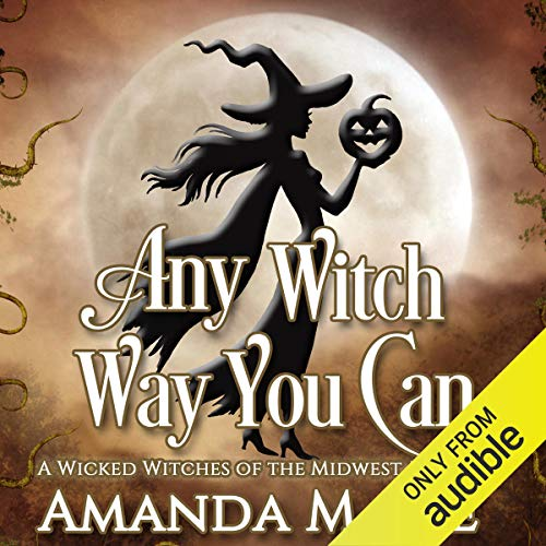 Any Witch Way You Can (Wicked Witches of the Midwest Book 1) cover art