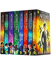 Artemis Fowl - 8 Boekencollectie