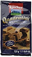ローカー クワドラティーニ チョコレート 125gx12袋
