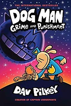 Dog Man: Grime and Punishment - Hardover