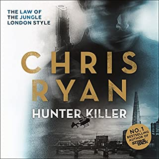 Hunter-Killer cover art