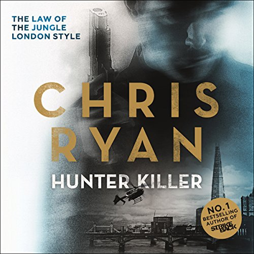 Hunter-Killer audiobook cover art