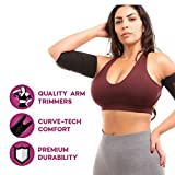 Arm Slimmers Lose Arm Fat - Arm Wraps for Flabby Arms - Arm Trimmers for Weight Loss - Arm Sweat Bands for Women - Arm Fat Slimmer - Arms Slimmer for Women - Sweat Bands for Arms - Bodymaxx XL-4XL